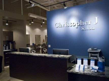 Christopher J Salon