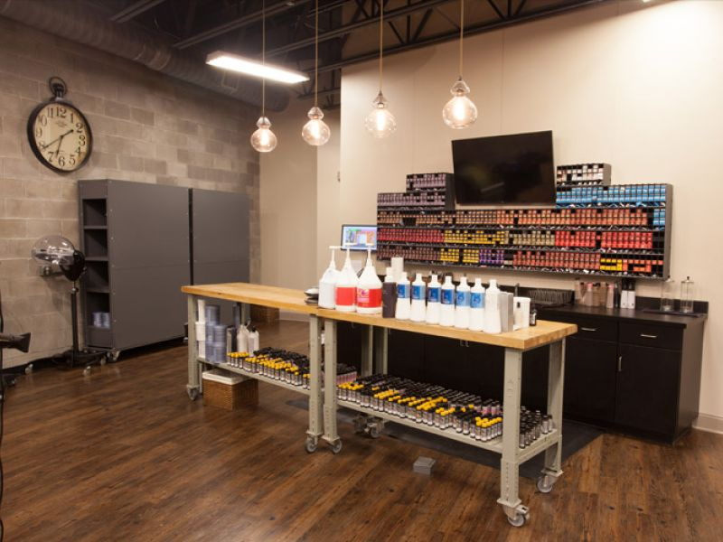 Terramé Salon and Blow Dry Bar