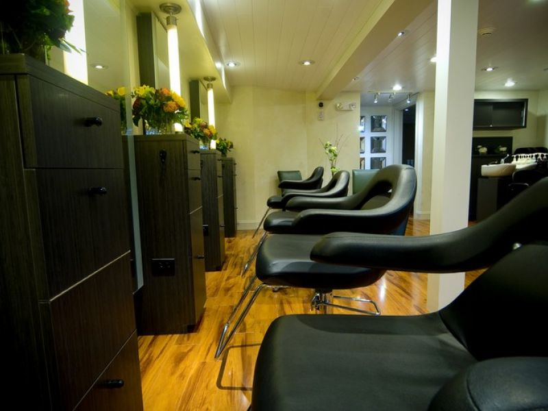Puffer's Salon and Day Spa